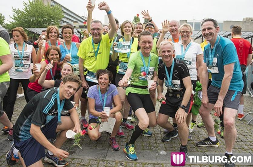 [07] 5 mijl van Tilburg 21-05-2017