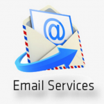 Email service in Clubhuis LFTR